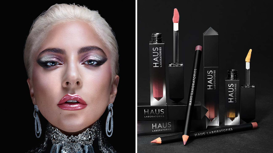 Lady Gaga Haus Laboratories-Publicity-Split-H 2019