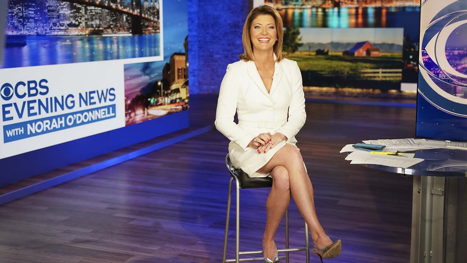 CBS Evening News with Norah O'Donnell 1- CBS Publicity - H 2019