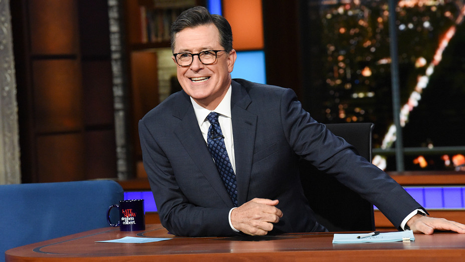 The Late Show with Stephen Colbert June 27 - Publicity - H 2019