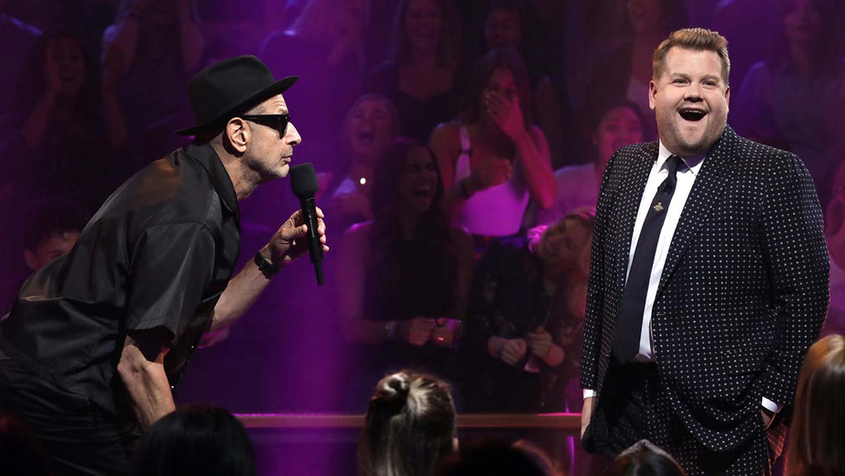 THE LATE LATE SHOW WITH JAMES CORDEN - Jeff Goldblum performs a sketch July 29 2019  - Publicity-H 2019