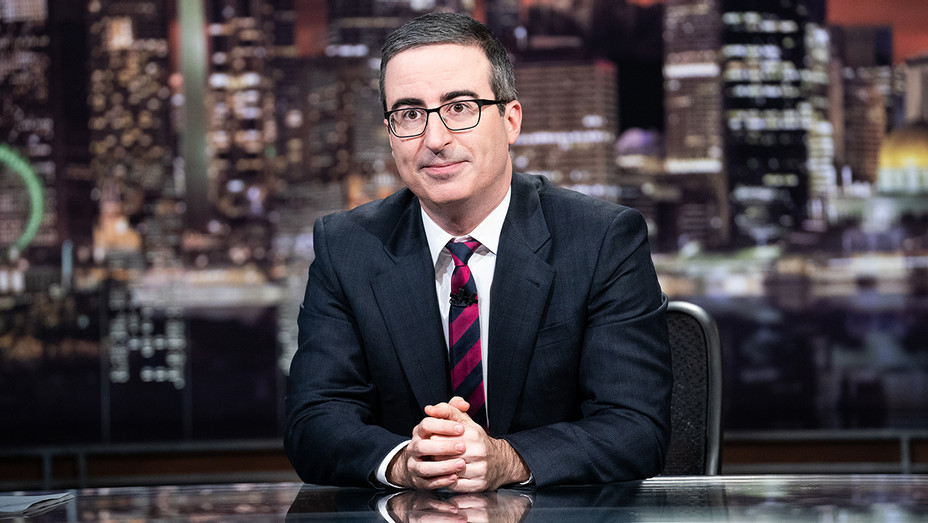 Last Week Tonight with John Oliver March 17 - Publicity - H 2019
