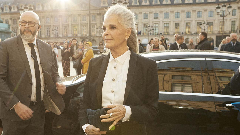 Actress Ali MacGraw at Chanel's J12 watch campaign event in Paris in May 2019-Publicity-H 2019