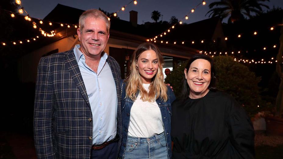 Anthony Ryan, Margot Robbie, Arianne Phillips-Publicity-H 2019