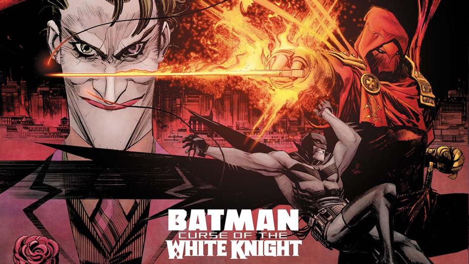 Batman Curse of the White Knight-Publicity-H 2019