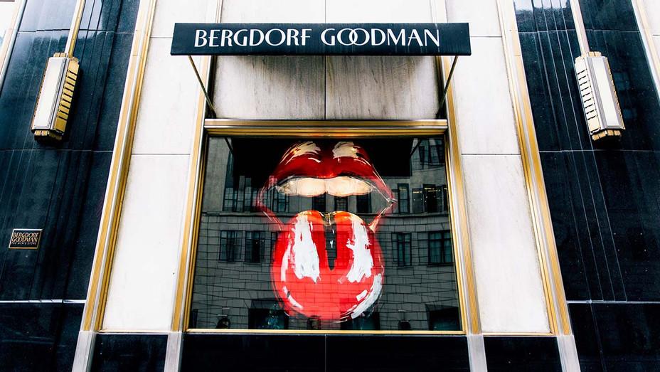 Bergdorf Goodman Rolling Stones - Publicity - H 2019