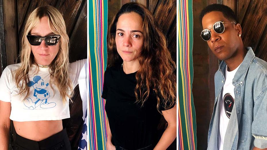Chloe Sevigny, Alice Braga and Kid Cudi_Cast_Split - Publicity - H 2019