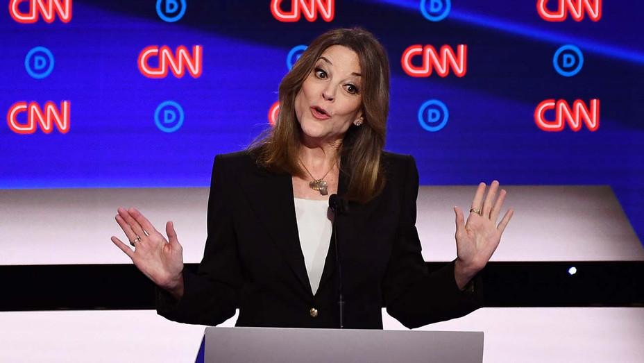 CNN Democratic Debate Round 2 Part 1_Marianne Williamson - Getty - H 2019