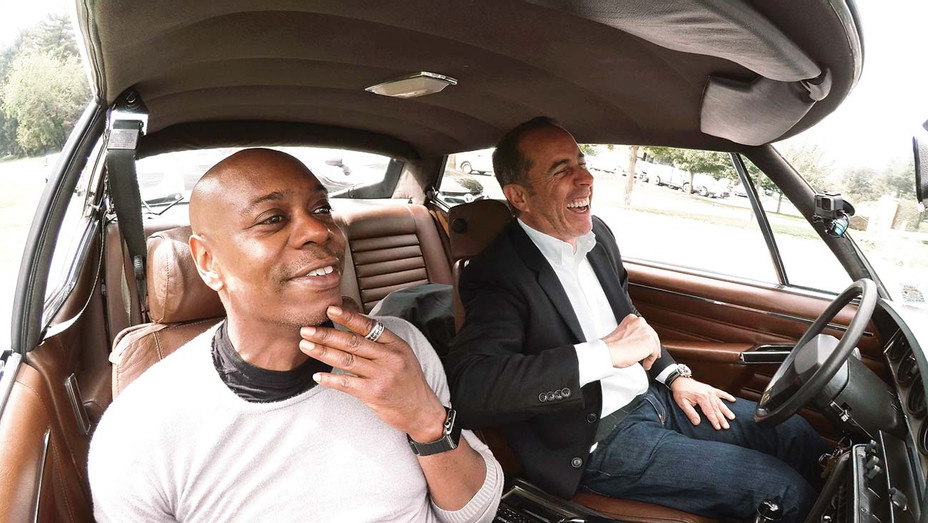 COMEDIANS IN CARS GETTING COFFEE_Chappelle - Publicity - H 2019