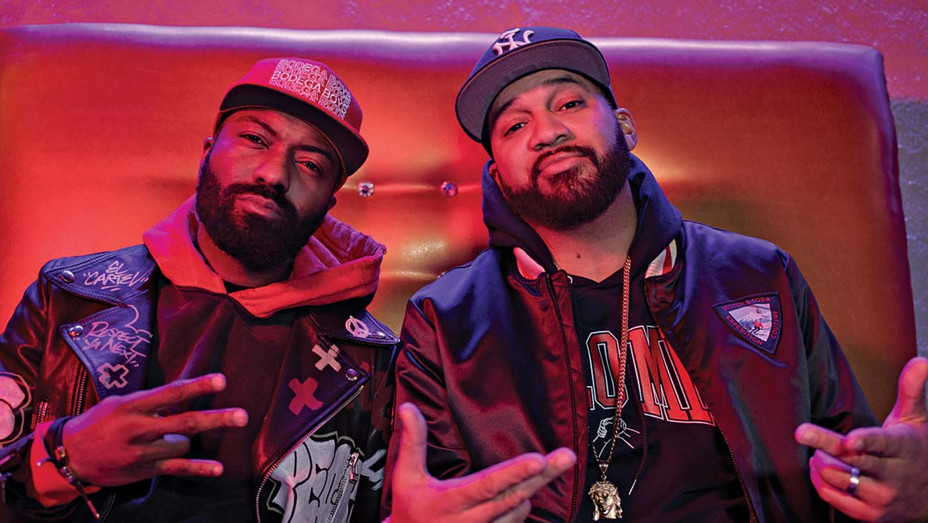 Desus Nice and the Kid Mero_Publicity-H 2019