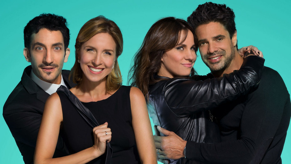 '100 Days to Fall in Love' Argentina series cast - H 2019