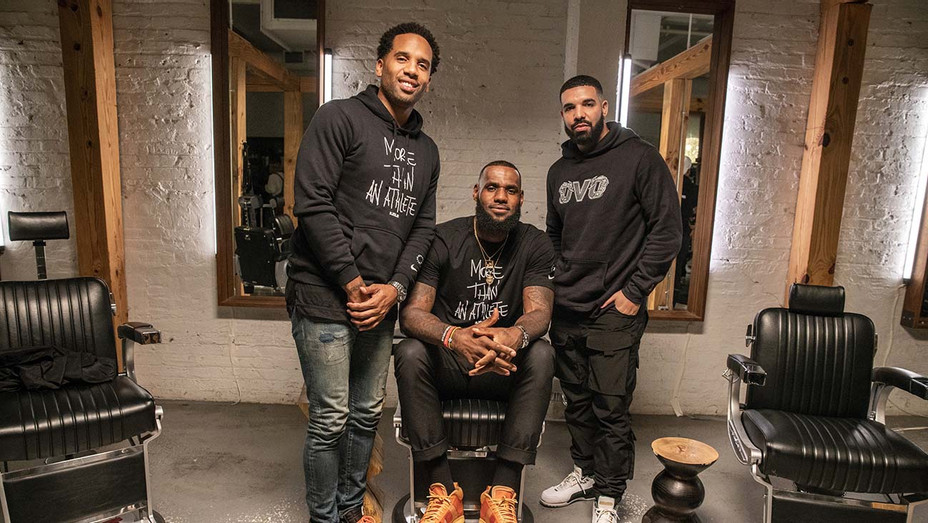 Drake-LeBron Uninterrupted Canada-Drake Lebron James Maverick Carter-Publicity-H 2019