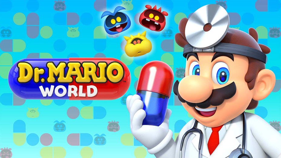 DrMarioWorld - Publicity - H 2019