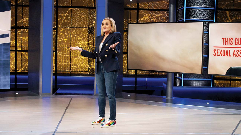 Full Frontal with Samantha Bee E4120 Still - Publicity - H 2019