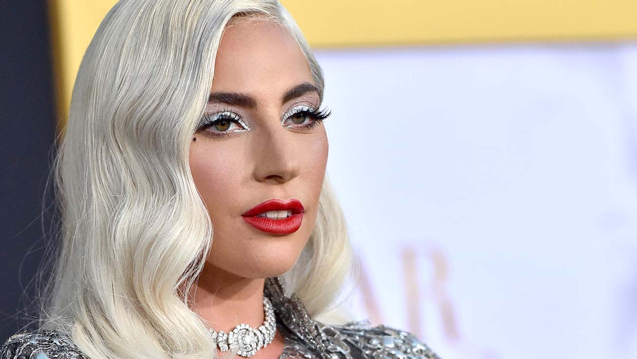 Lady Gaga attends the premiere of Warner Bros. Pictures' 'A Star Is Born' - Getty- H 2019