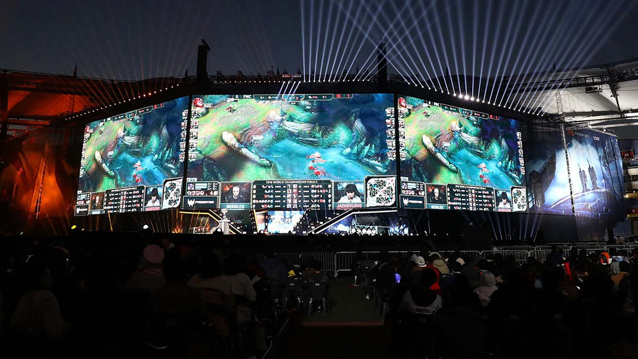 2018 The League of Legends World Championship at Incheon Munhak Stadium - Getty-H 2019