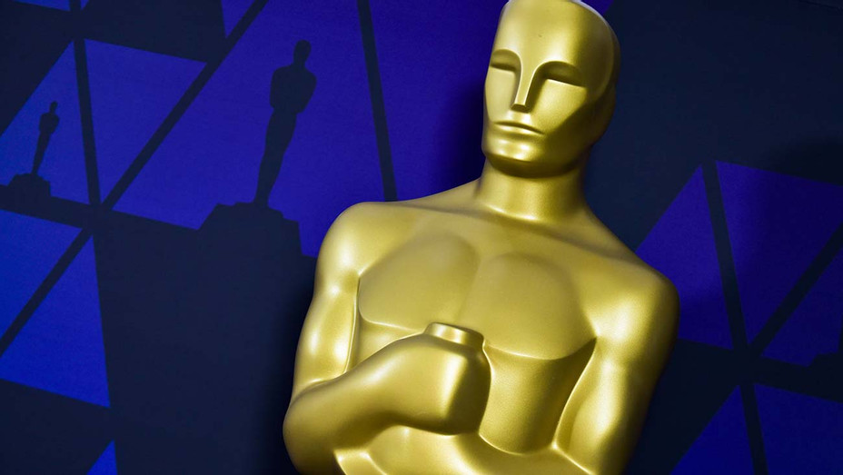 Oscar Statue at the Academy of Motion Picture Arts and Sciences - Getty-H 2019