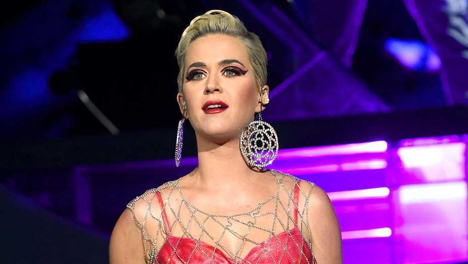 Katy Perry Serious - Getty - H 2019