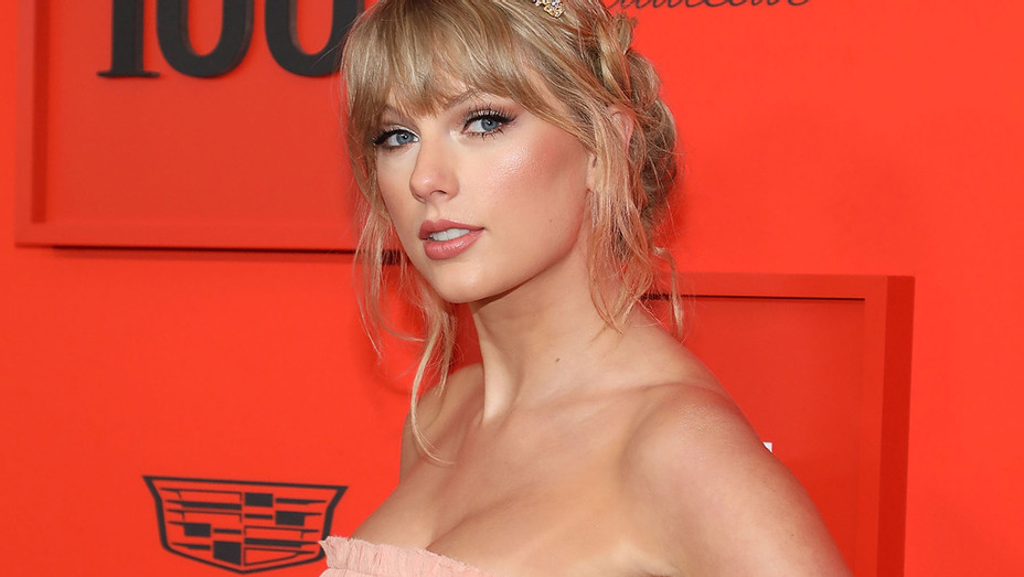 Taylor Swift Time 100 Gala - Getty - H 2019