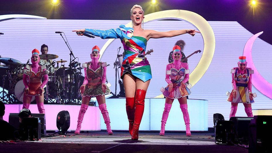 Katy Perry Performs Capital One JamFest - Getty - H 2019