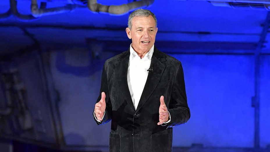 Bob Iger speaks onstage during the Star Wars: Galaxy's Edge Media Preview - Getty -H 2019