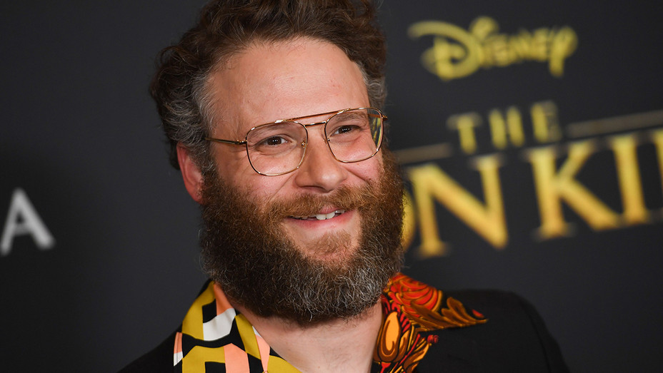 Seth Rogen The Lion King Premiere - Getty - H 2019