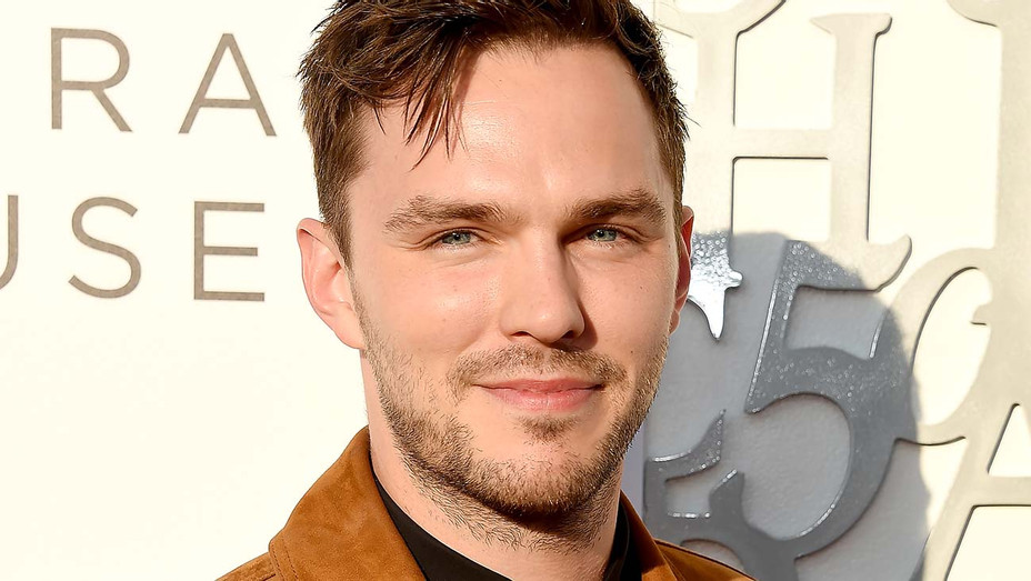 Nicholas Hoult arrives at the American Friends Of Covent Garden 50th Anniversary Celebration - Getty-H 2019