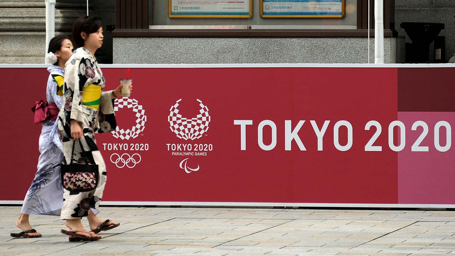 Tokyo 2020 Olympic Games on July 23, 2019 - Generic - Pedestrains - Getty-H 2019