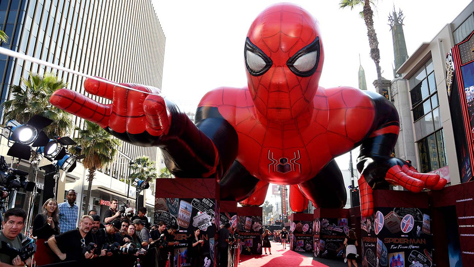 World Premiere of Spider-Man Far From Home - Getty-H 2019