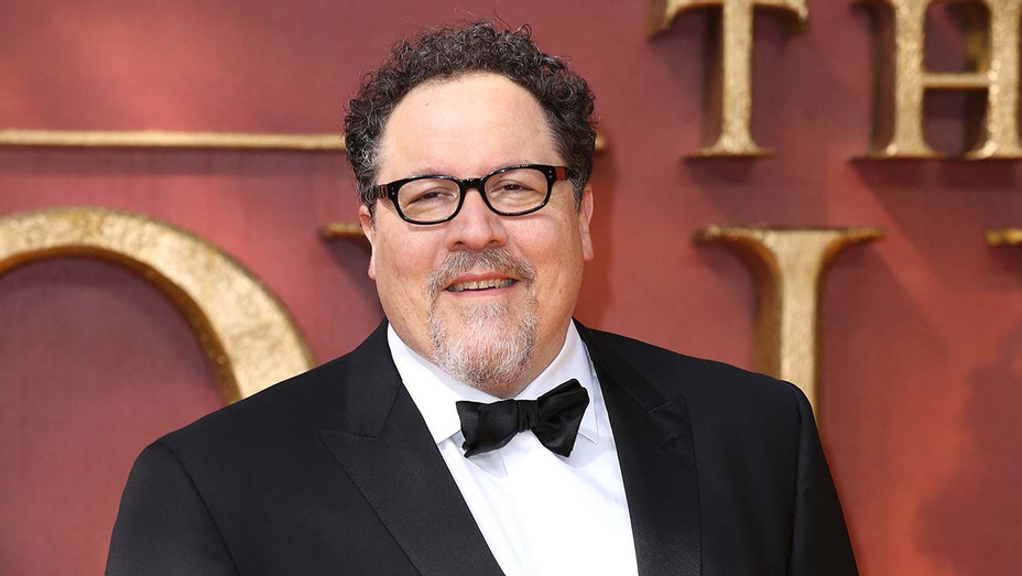 "Jon Favreau attends ""The Lion King"" European Premiere - Getty -H 2019"