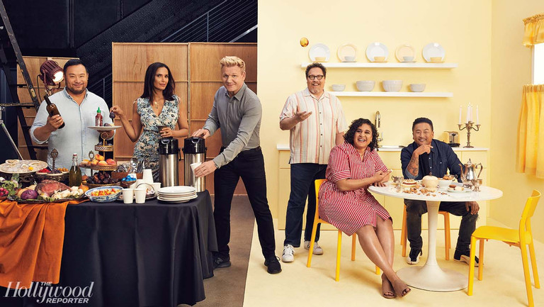 Welcome to Peak Food TV: Inside Hollywood's Growing Hunger for Culinary Shows
