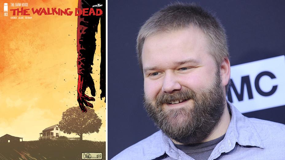Walking Dead 193 Robert Kirkman Split - Publicity - H 2019