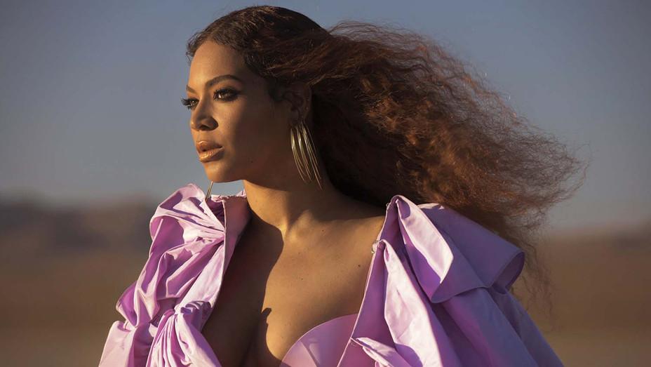 Beyonce's music video Spirit -Fashion Look 1- Mason Poole Publicity-H 2019