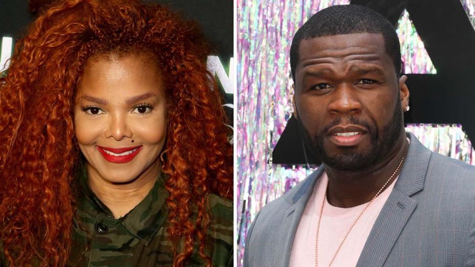 Janet Jackson - 50 Cent-Getty-Split-H 2019