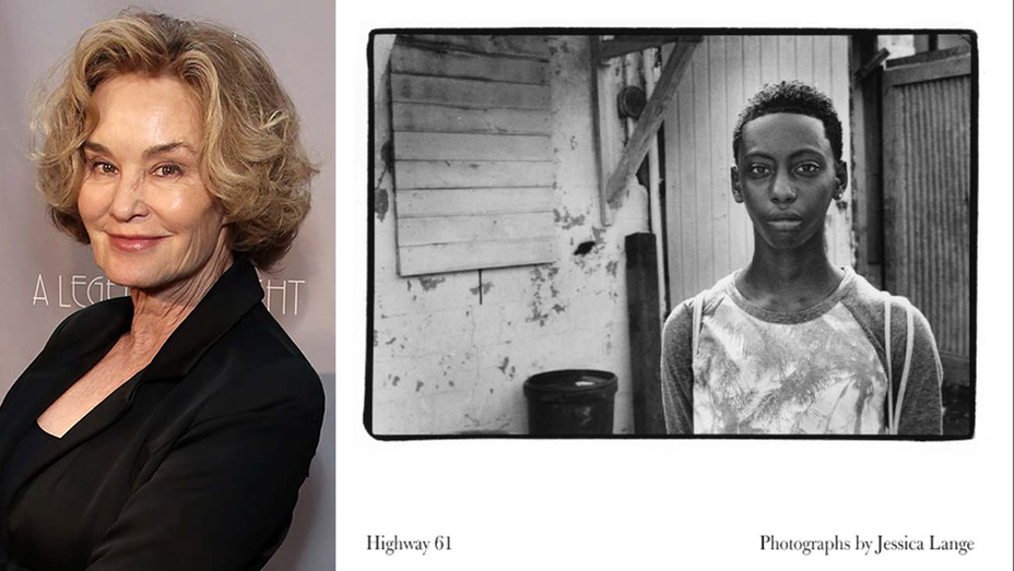Jessica Lange-Highway 61 book cover-Getty-Publicity-Split-H 2019