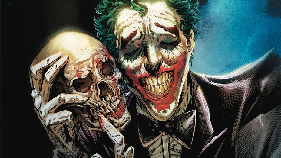 Joker Year of the Villain Cover - Publicity - H 2019