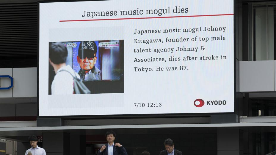 Johnny Kitagawa death - H 2019
