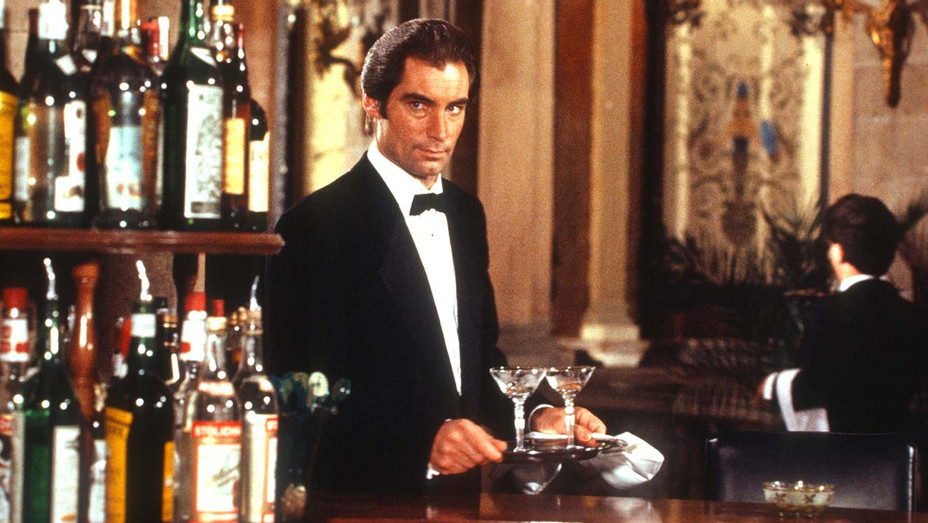 Licence to Kill Timothy Dalton as James Bond - Photofest - H 2019