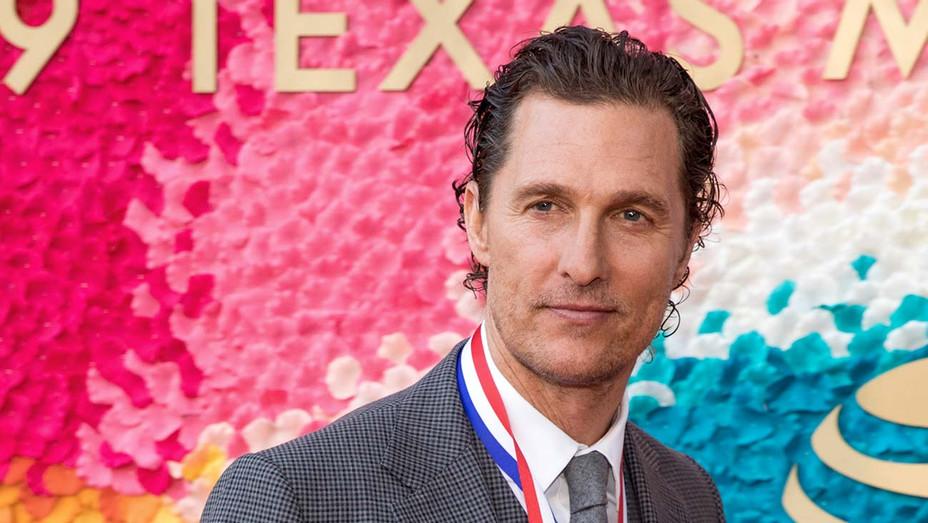 Matthew McConaughey -Getty-H 2019