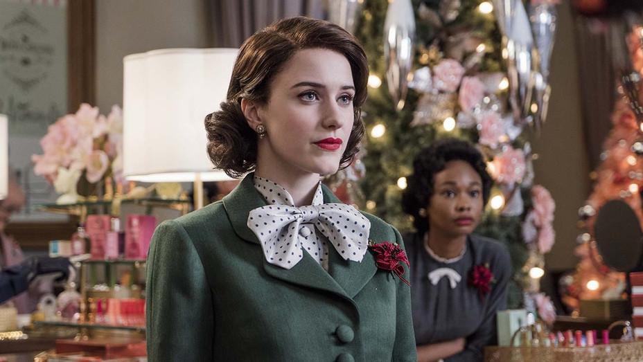 The Marvelous Mrs Maisel -lips- Amazon Prime - Publicity-H 2019