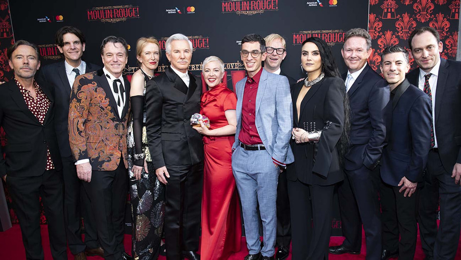 Moulin Rouge Opening Night-Publicity 2-H 2019