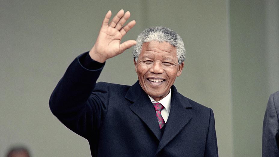Nelson Mandela in 1990 - H Getty 2019