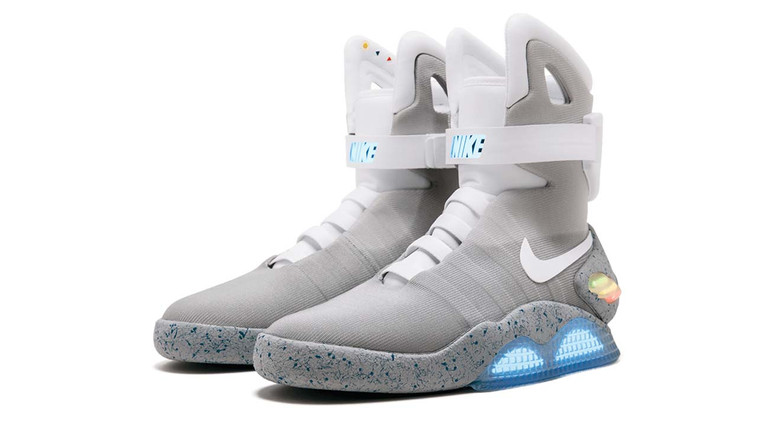 Back to the Future Part II' Self-Lacing