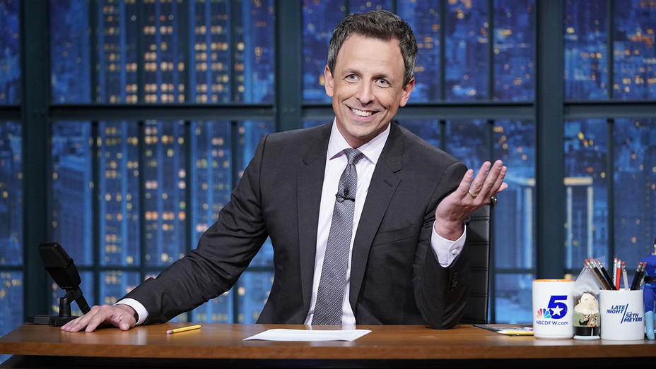 Late Night With Seth Meyers - 2 - Publicity - H 2019