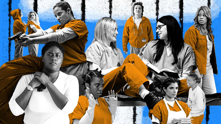 'Orange Is the New Black' Creator and Cast Talk Binge-Era Breakthrough and Series Finale in Unfiltered Oral History