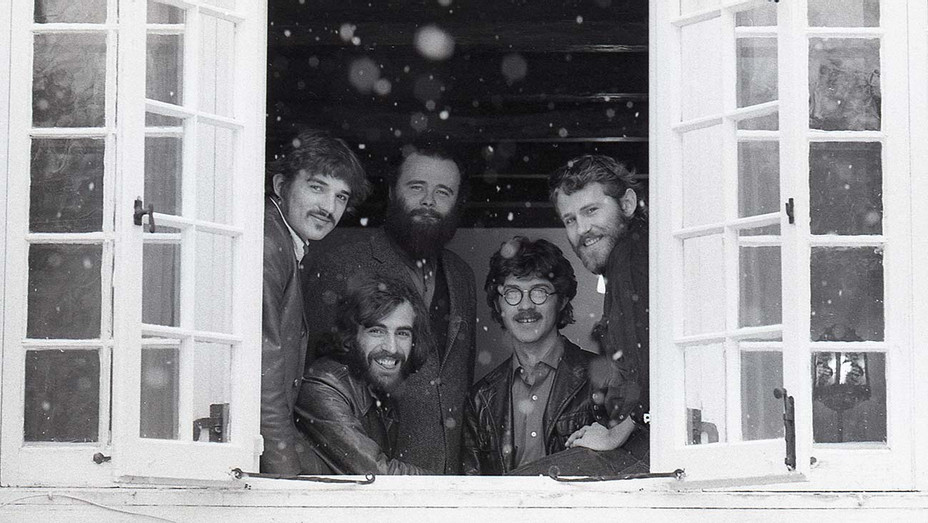 'Once Were Brothers: Robbie Robertson and the Band'