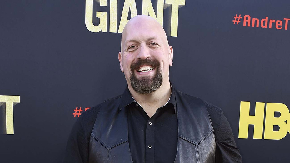 Paul Wight/The Big Show - Getty - H 2019