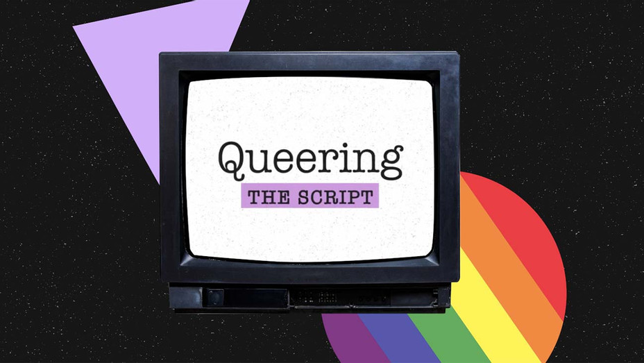 QUEERING THE SCRIPT  Outfest - Logo copy - Publicity Shaftesbury - H 2019
