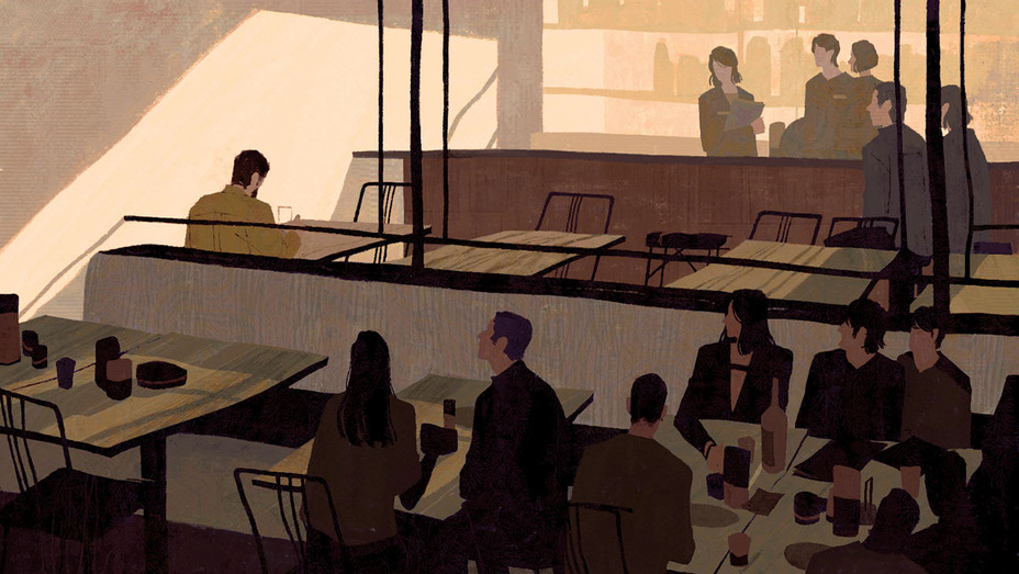 seating disgraced diners_Illo - THR - H 2019