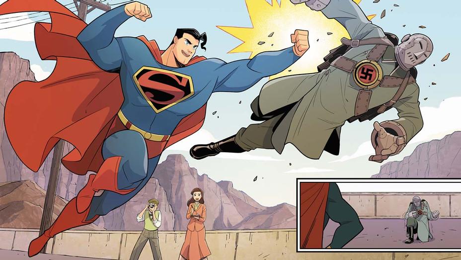 Superman Smashes the Klan-Publicity-H 2019