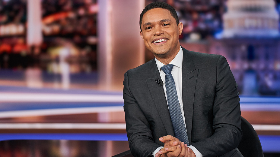 The Daily Show with Trevor Noah - Publicity - H 2019